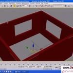 آموزش تری دی مکس در معماری