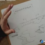آموزش اسکیس و راندو - آموزش شیت بندی - آموزش اسکیس دکتر صدیق - آموزش راندو دکتر صدیق - آرتور امید آذری - دکتر صدیق