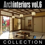 Evermotion Archinteriors Vol 6