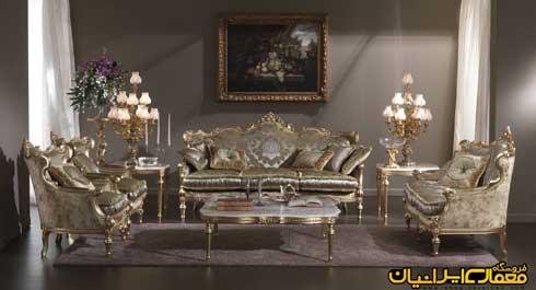 وسایل داخلی آنتیک و کلاسیک و مبلمان -ساعت ایستاده ، گنجه