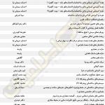 لیست جزوات و کتاب های ارشد معماری - صفحه 5