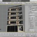 آموزش تری دی مکس در معماری - طراحی نمای ساختمان