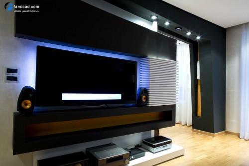 میز ال سی دی ، میز ال ای دی - میز LCD - میز LED