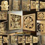 تزئینات نمای ساختمان - ابزارهای نمای ساختمان کلاسیک - ابزار نمای کلاسیک - تزئینات نمای رومی