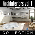 Evermotion Archinteriors Vol1