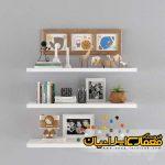سه بعدی وسایل دکوراسیون اتاق کودک