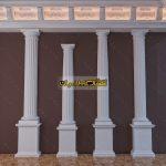 ستون نمای رومی ، سرستون نمای رومی ، نمای کلاسیک