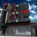 پلان مسکونی ، نقشه مسکونی ، نما ، نمای ساختمان ، نمای آپارتمان ، نمای ساختمان 1 طبقه ، نمای ساختمان 2 طبقه ، نمای ساختمان 3 طبقه ، پلان ، نقشه ، سه بعدی ، نمای سه بعدی ، نمای سنگی ، نمای کامپوزیت ، ترکیب نمای سنگ و کامپوزیت