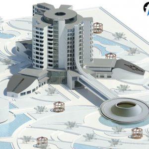 نقشه هتل - پلان هتل - سه بعدی هتل - طراحی داخلی هتل - شیت بندی هتل - طرح هتل - hotel plans