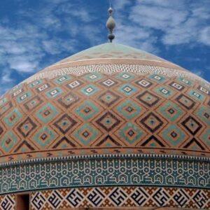 طاق - قوس - گنبد - مسجد - معماری اسلامی - معماری ایرانی
